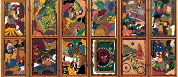 """""""Obras del artista estadounidense Jonathan Hammer"""""""