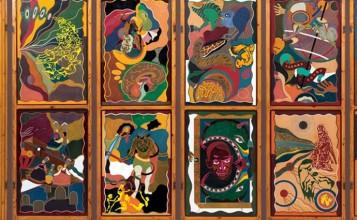 """""""Obras del artista estadounidense Jonathan Hammer""""  Galería Fúcares se complace en presentar… portada1 357x220"""