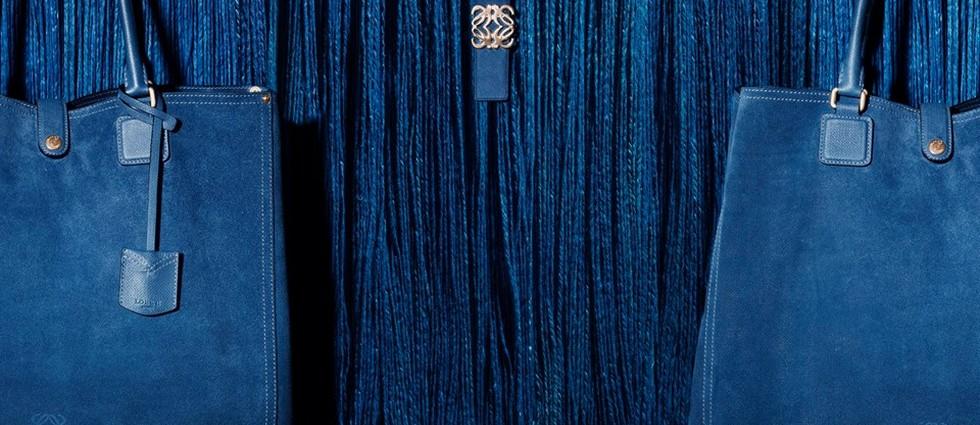 """""""Loewe, la marca de lujo de mayor tradición made in Spain, acaba de presentar un nuevo logo en una línea más fresca y actual"""""""