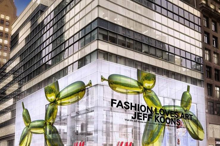 """""""el grupo sueco H&M ha abierto su mayor tienda a nivel mundial en la Gran Manzana, en el número 589 de la Quinta Avenida en Manhattan.""""  Queda inaugurada la mayor tienda del mundo de H&M  1"""