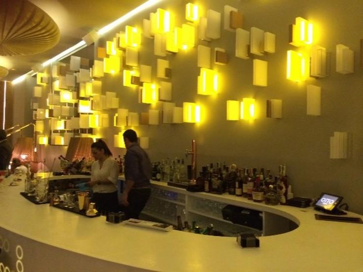 """""""El diseño del restaurante OTTO Madrid es uno de los principales factores que han convertido a OTTO en un lugar chic, elegante y VIP""""  OTTO: un restaurante VIP diseñado por Tomás Alía 102706"""