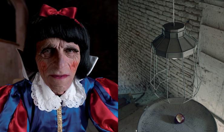 """""""Settenani y Biancaluce: una colección de cuento diseñada por Matteo Ugolini para Karman""""  Settenani y Biancaluce: Lámparas de interior y exterior 2biancaluce"""