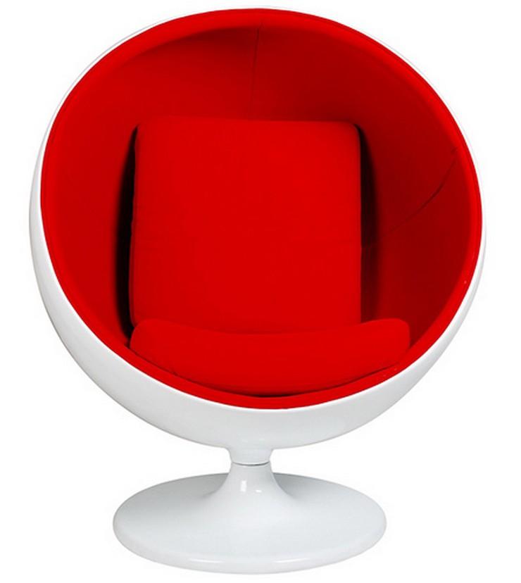 """""""El sentarse se convierte en más que un verbo cuando lo haces en la silla Eero Aarnio"""" La silla Bola Aarnio: Sentarse es más que un verbo 3530318279 a78b126943"""