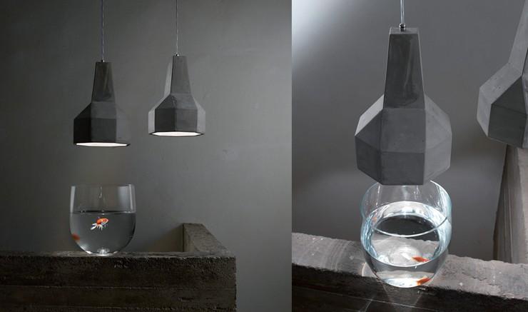 """""""Settenani y Biancaluce: una colección de cuento diseñada por Matteo Ugolini para Karman""""  Settenani y Biancaluce: Lámparas de interior y exterior 4brontolo"""