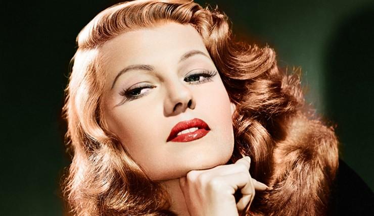 """""""Montblanc homenajea de nuevo con una pluma exclusiva a un personaje mítico de la historia. En esta ocasión, la homenajeada por la firma alemana es la estrella de Hollywood Rita Hayworth""""  El glamour de Rita Hayworth en la pluma Montblanc xrita"""