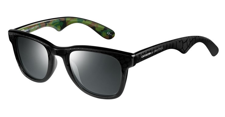 """Carrera 6000JCM - Cocodrilo negro | Gafas de sol Carrera by Jimmy Choo para hombre""  Las gafas de sol para él de Carrera y Jimmy Choo Carrera 6000JCM Cocodrilo negro"