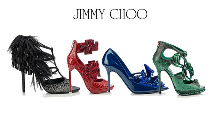 """""""Como parte de su colección Cruise 2015 (Crucero 2015), Jimmy Choo lanza una exclusiva línea de calzado con gemas llamada Vices (Vicios).""""  Colección 'Vicios': el calzado con gemas de Jimmy Choo Jimmy Choo Vices"""