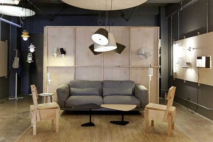"""""""Desde el mes de junio, Marset ya cuenta con un nuevo showroom en el Flatiron District de Nueva York, en el centro de Manhattan,  y sustituye al anterior que abrieron en 2011 en la ciudad de la gran manzana.""""  El nuevo showroom de Marset en Nueva York Marset 01"""