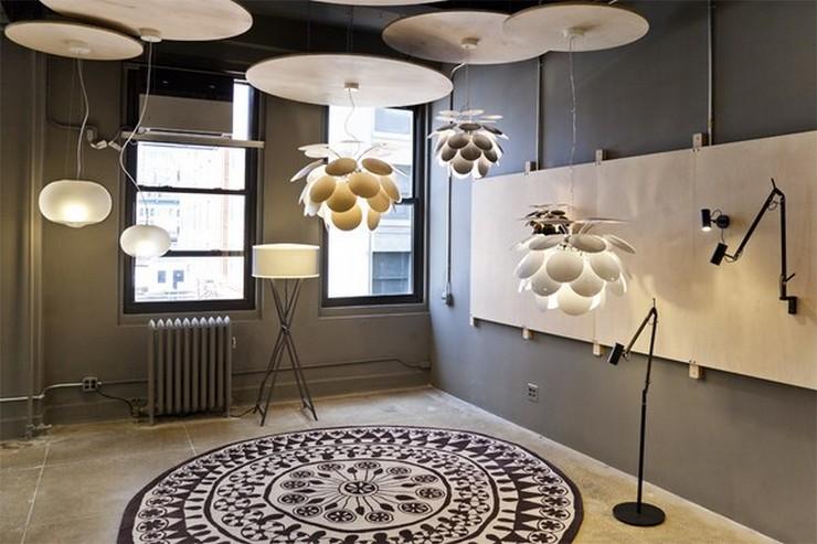 """""""Desde el mes de junio, Marset ya cuenta con un nuevo showroom en el Flatiron District de Nueva York, en el centro de Manhattan,  y sustituye al anterior que abrieron en 2011 en la ciudad de la gran manzana.""""  El nuevo showroom de Marset en Nueva York Marset 02 1"""