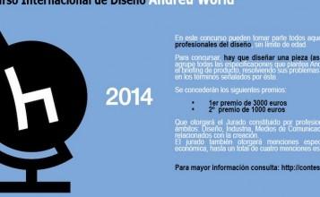 El célebre jurado del Concurso de Diseño Andreu World andreu world concurso 357x220