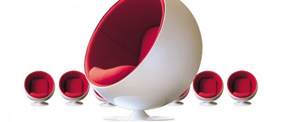 La silla Bola Aarnio: Sentarse es más que un verbo portada6