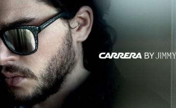 """""""Carrera y Jimmy Choo anunciaron recientemente el lanzamiento de una colección cápsula exclusiva de gafas de sol Carrera por Jimmy Choo para hombre""""  Las gafas de sol para él de Carrera y Jimmy Choo portada7 357x220"""