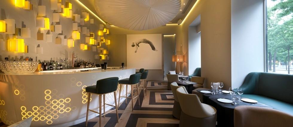 OTTO: un restaurante VIP diseñado por Tomás Alía restaurante OTTO madrid  carmina baker