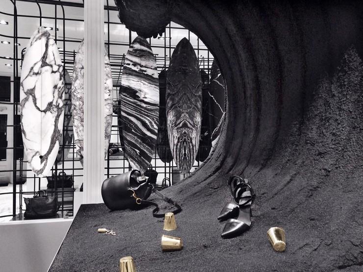 """""""El cada vez más famoso y cotizado diseñador Alexander Wang se unió recientemente a la compañía australiana de tablas de surf Haydenshapes para colaborar en la realización de 5 tablas de surf que combinan un ambiente deportivo con el diseño artístico de Wang.""""  Tablas de surf de diseño: Alexander Wang y Haydenshapes Alexander Wang Haydenshapes 02 1"""