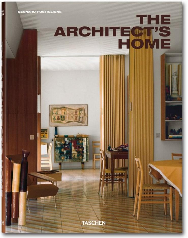 """""""Las Casas de los Arquitectos, un libro escrito por Gennaro Postiglione. Hogares autobiográficos. Las casas que los arquitectos diseñan para sí mismos.""""  Una joya en la biblioteca de un arquitecto cover co 25 architects home gb 1301181037 id 635089"""