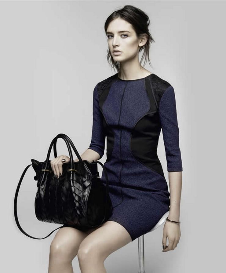 """""""Nina Ricci presentó su nueva colección de ropa Pre Fall 2014.""""  Presentamos la nueva colección de vestir de Nina Ricci novedades de moda"""