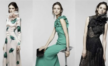 """""""Elegancia, belleza y detalles refinados representan esta colección marcada por el estilo urbano y deportivo.""""  Presentamos la nueva colección de vestir de Nina Ricci novedades nina ricci 357x220"""