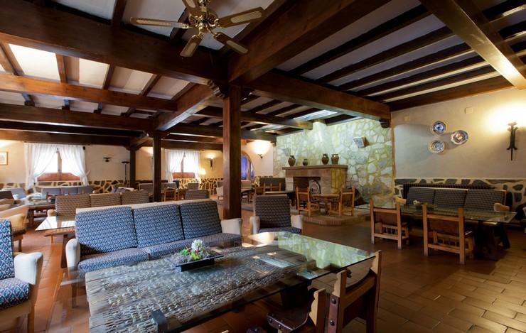 """""""El Hotel Cueva del Fraile está situado a las afueras de Cuenca y a los pies de la incomparable belleza natural del Parque Natural de la Serranía.""""  Hotel Cueva del Fraile, un hotel con encanto en Cuenca Hotel Cueva del Fraile en cuenca 1"""