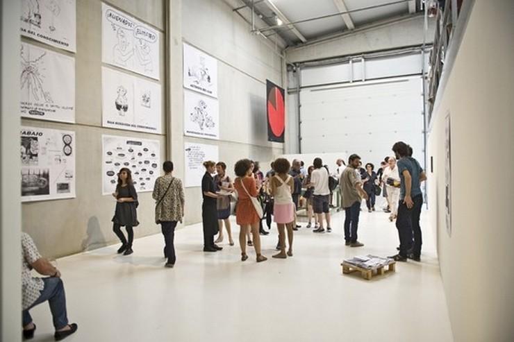 """""""ADN galería fue fundada con la voluntad de crear una plataforma híbrida entre mediación comercial y aportación cultural, cuyo objetivo es difundir tendencias artísticas actuales.""""  ADN Galería, galeria de arte contemporánea en Barcelona adn galeria en barcelona"""