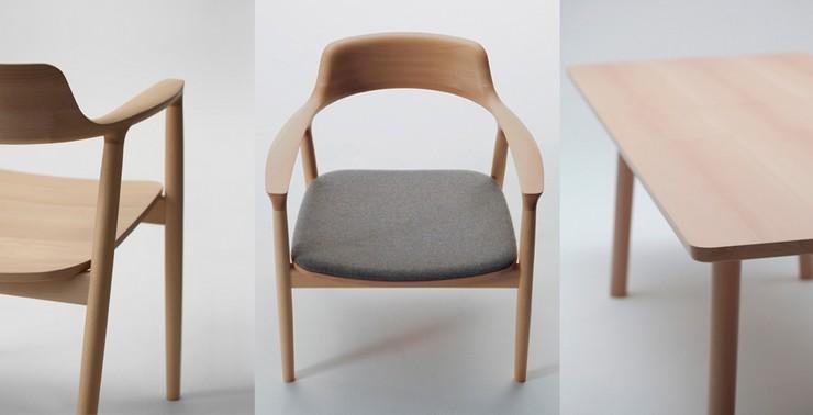 """""""Naharro Showroom materializa un esfuerzo por desarrollar un concepto de espacio que se nutre de su misma falta de imagen exterior.""""  Naharro, un Showroom de mobiliario diseño moderno en Madrid maruni hiroshima naharro showroom"""