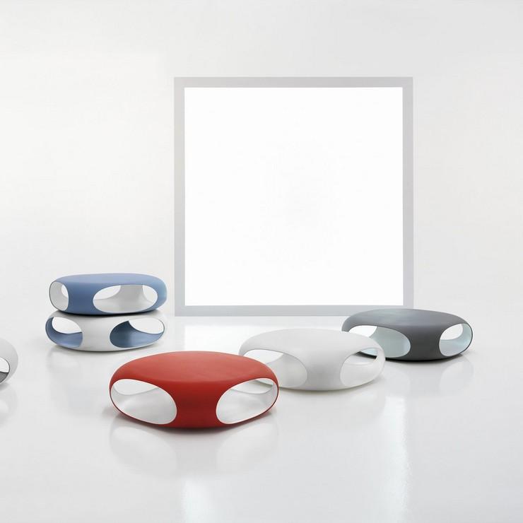 """""""OcioHogar.com es una tienda de muebles online que ofrece muebles de diseño y muebles de lujo de alto nivel de firmas exclusivas de mobiliario a precios asequibles.""""  Ocio Hogar, una tienda de muebles de lujo online mesa centro salon pebble bonaldo"""