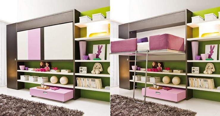 Muebles de dise o que verdaderamente ahorran espacio for Software diseno de muebles