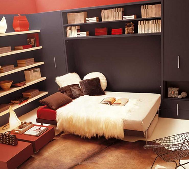 """""""Más allá del ahorro de espacio que permiten, algo ideal para las viviendas de hoy en día, los productos que ofrece la compañía tienen un alto nivel de diseño e ingeniería."""" Muebles de diseño que verdaderamente ahorran espacio muebles de diseno que ahorran espacio2"""