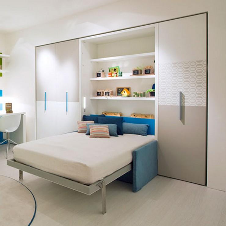 """""""Más allá del ahorro de espacio que permiten, algo ideal para las viviendas de hoy en día, los productos que ofrece la compañía tienen un alto nivel de diseño e ingeniería."""" Muebles de diseño que verdaderamente ahorran espacio muebles de diseno que ahorran espacio3"""
