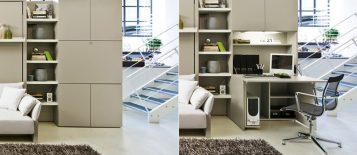 """""""Más allá del ahorro de espacio que permiten, algo ideal para las viviendas de hoy en día, los productos que ofrece la compañía tienen un alto nivel de diseño e ingeniería."""""""