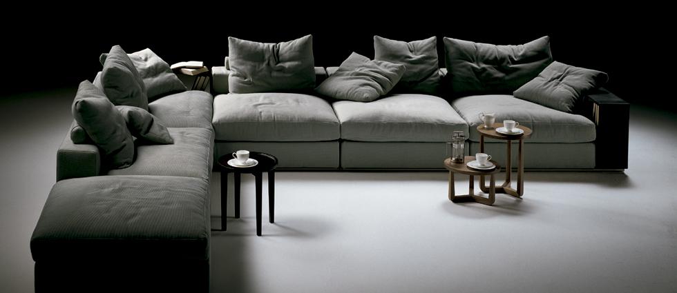 Naharro, un Showroom de mobiliario diseño moderno en Madrid