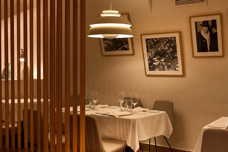 """""""Rugantino Casa Tua es un nuevo restaurante sitiado en el madrileño barrio de Salamanca surgido de la imaginación de Ilmiodesign.""""  Rugantino, el nuevo restaurante madrileño de lujo restaurante rugantino madrid 2"""