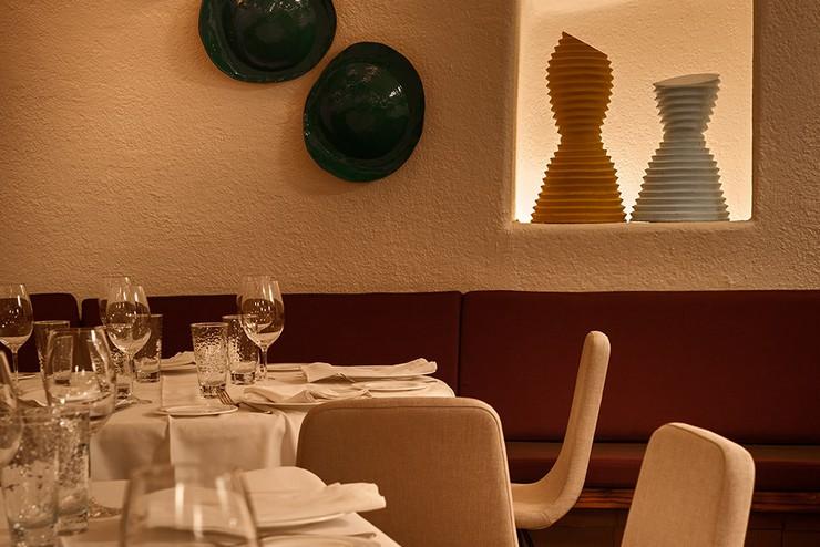 """""""Rugantino Casa Tua es un nuevo restaurante sitiado en el madrileño barrio de Salamanca surgido de la imaginación de Ilmiodesign.""""  Rugantino, el nuevo restaurante madrileño de lujo restaurante rugantino madrid 3"""