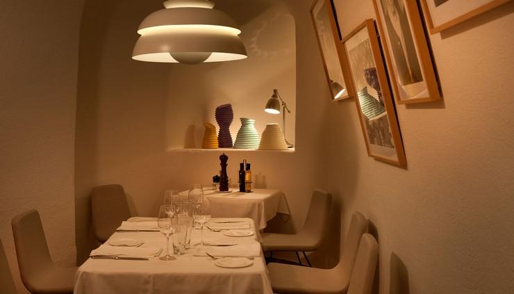 """""""Rugantino Casa Tua es un nuevo restaurante sitiado en el madrileño barrio de Salamanca surgido de la imaginación de Ilmiodesign.""""  Rugantino, el nuevo restaurante madrileño de lujo restaurante rugantino madrid 4"""