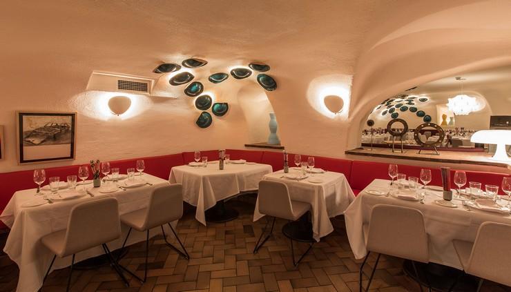 """""""Rugantino Casa Tua es un nuevo restaurante sitiado en el madrileño barrio de Salamanca surgido de la imaginación de Ilmiodesign.""""  Rugantino, el nuevo restaurante madrileño de lujo restaurante rugantino madrid 5"""