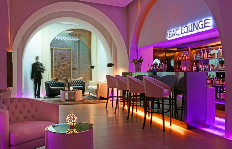 """""""El hotel AbaC de Barcelona es el lugar ideal para realizar una escapada romántica en la ciudad Condal.""""  ABaC Restaurant Hotel, una experiencia gourmet única abac restaurant hotel barcelona 2"""