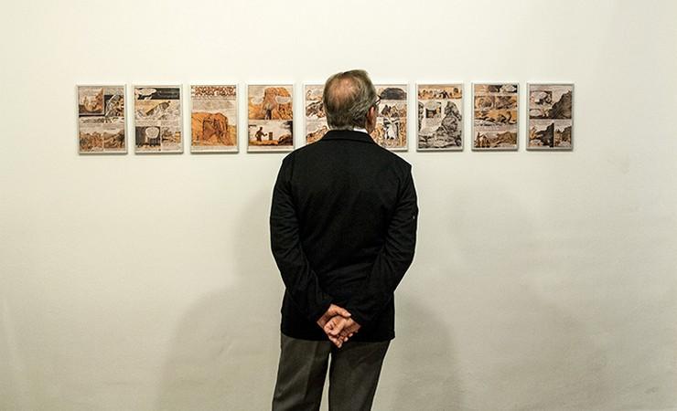 """""""Este espacio artístico dedica su programa a la representación de artistas emergentes nacionales e internacionales.""""  Alarcón Criado, galería de arte contemporáneo en Sevilla galeria alarcon criado 1"""