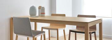 """""""La firma de mobiliario contemporáneo Punt Mobles surge del concepto """"punt"""", que significa punto en idioma valenciano."""""""