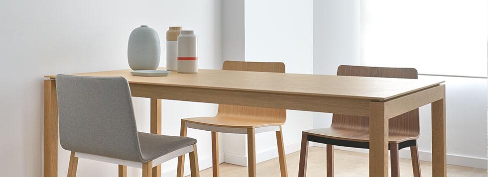 Punt mobiliario contempor neo con aire escandinavo for Mobiliario contemporaneo