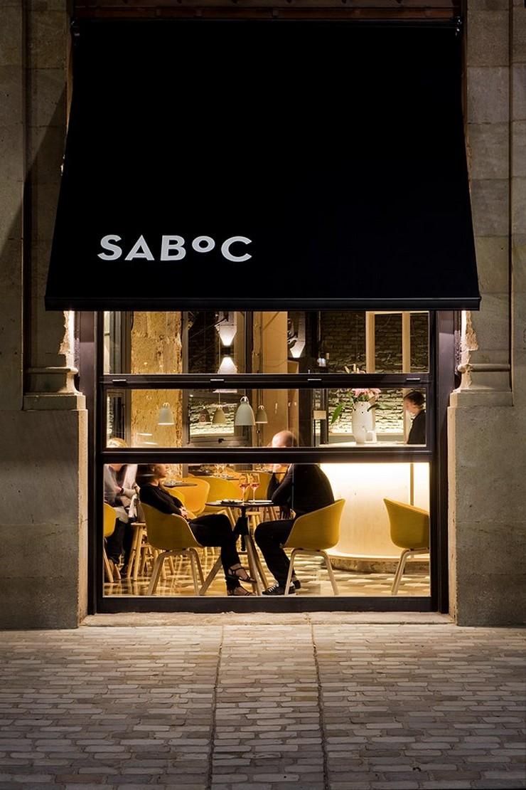 """""""El concepto gastronómico de Saboc """"cocina de temperatura"""", divide su propuesta en cuatro tipos de platos por temperaturas."""""""