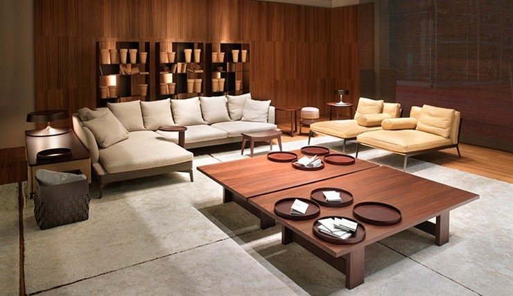 """""""Ibermaison ofrece una cuidada selección de muebles de diseño contemporáneo.""""  Ibermaison, una tienda de muebles de diseño contemporáneo tienda ibermaison en Madrid 1"""