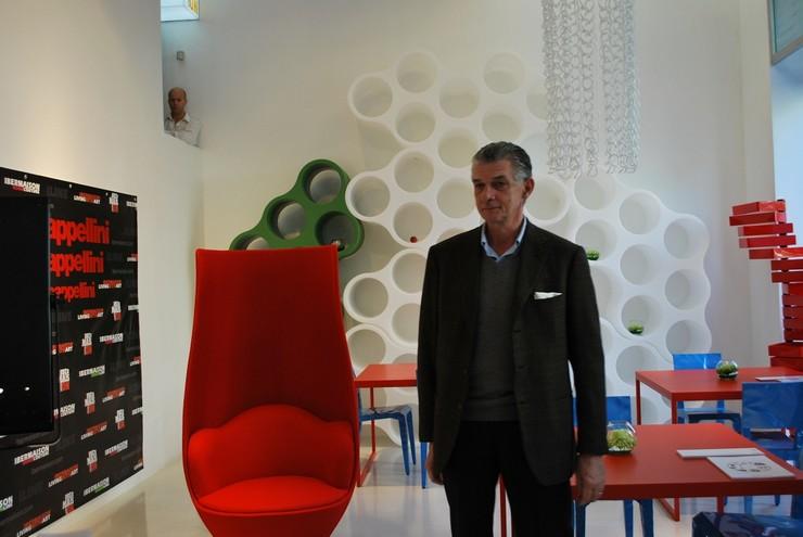 """""""Ibermaison ofrece una cuidada selección de muebles de diseño contemporáneo.""""  Ibermaison, una tienda de muebles de diseño contemporáneo tienda ibermaison en Madrid 2"""
