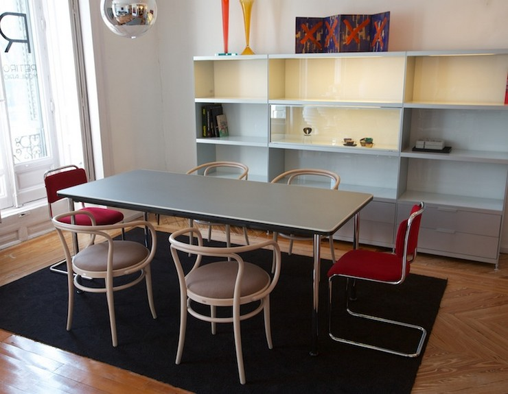 Retiro mobiliario tienda de dise o contempor neo en for Mobiliario de diseno
