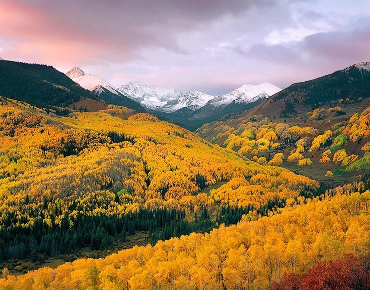 """""""El otoño es uno de los mayores espectáculos de la naturaleza y uno de los menos apreciados.""""  12 transformaciones que te muestran la belleza del otoño transformaciones en otono 19"""