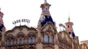 """""""El Gran Hotel Albacete ha sido seleccionado por Trivago gracias a la valoración de los viajeros y la cercanía a la Feria de Albacete.""""  Gran Hotel Albacete, un oasis de descanso en Albacete vista exterior del gran hotel albacete 1 178x100"""