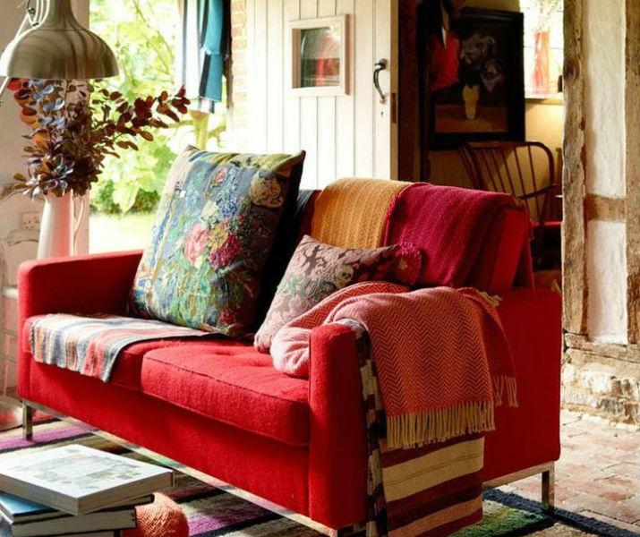 Una infinidad roja para tu casa  Una infinidad roja para tu casa Una infinidad roja para tu casa3