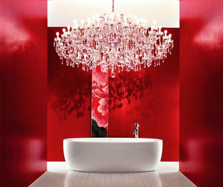Una infinidad roja para tu casa  Una infinidad roja para tu casa dfsdfsdfsdf