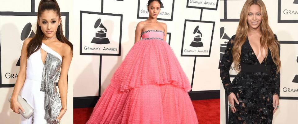 Glamour en los Grammys 2015