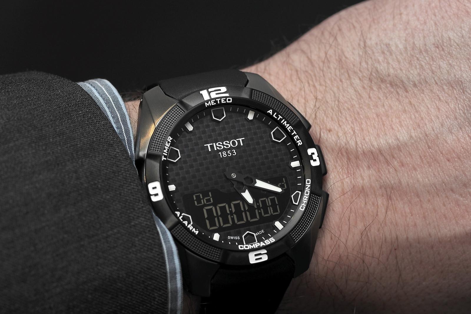 Volvendo al reloj de bolsillo  Volvendo al reloj de bolsillo Tissot Solar Touch X3