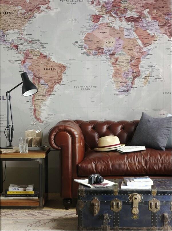 decorar-una-casa-9  Al estilo hipster decorar una casa 9