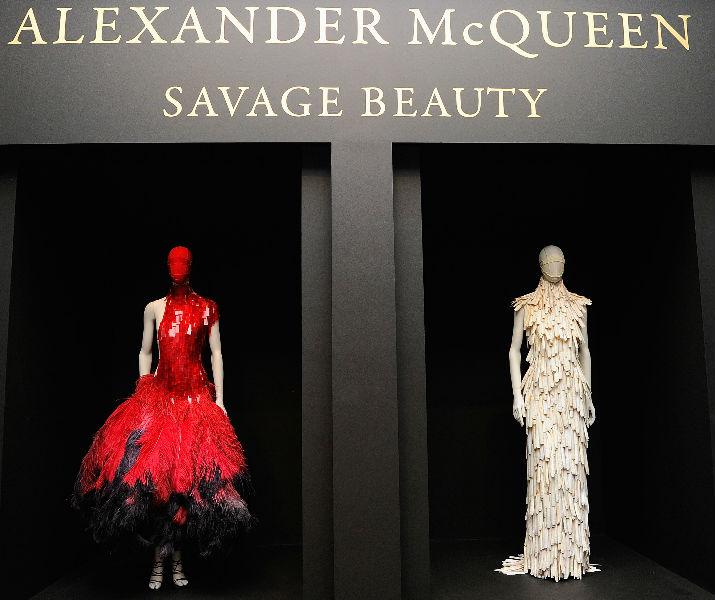 Eventos de Primavera por todo el mundo  Eventos de Primavera por todo el mundo decorar una casa alexander mcqueen savage beauty